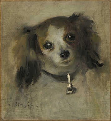 renoir-head-of-a-dog