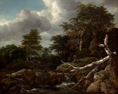 ruisdael-forest-scene
