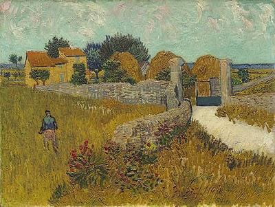 van-gogh-farmhouse-in-provence