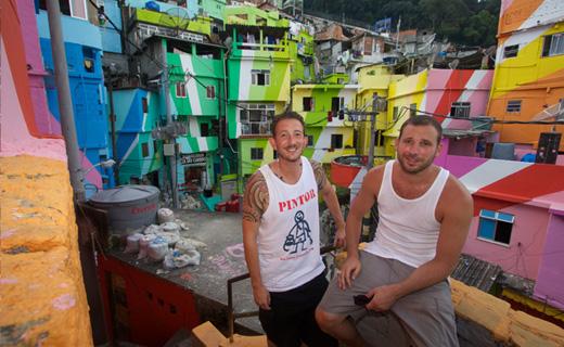 Painted Slum