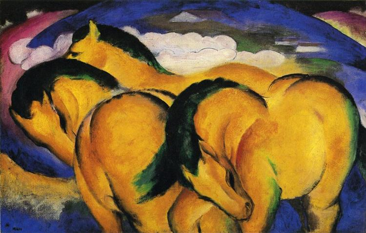 little-yellow-horses-1912.jpg!Large